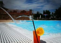 aperitivo piscina ferrara