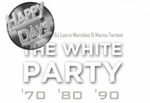 white party ferragosto